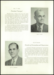 Page 16, 1950 Edition, Butler High School - Magnet Yearbook (Butler, PA) online yearbook collection