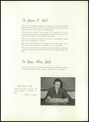 Page 7, 1950 Edition, Butler High School - Magnet Yearbook (Butler, PA) online yearbook collection