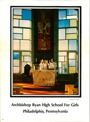 Page 8, 1977 Edition, Archbishop Ryan High School - Sentinel Yearbook (Philadelphia, PA) online yearbook collection