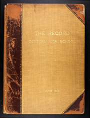 1914 Edition, Central High School - Yearbook (Philadelphia, PA)