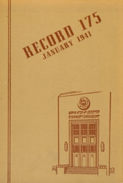 Page 1, 1941 Edition, Central High School - Yearbook (Philadelphia, PA) online yearbook collection