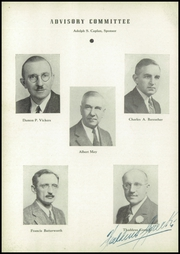 Page 16, 1941 Edition, Central High School - Yearbook (Philadelphia, PA) online yearbook collection