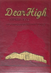1948 Edition, Central High School - Yearbook (Philadelphia, PA)