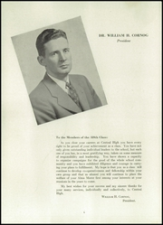 Page 10, 1948 Edition, Central High School - Yearbook (Philadelphia, PA) online yearbook collection