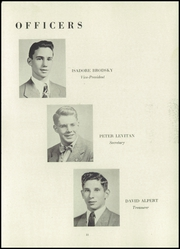 Page 15, 1948 Edition, Central High School - Yearbook (Philadelphia, PA) online yearbook collection
