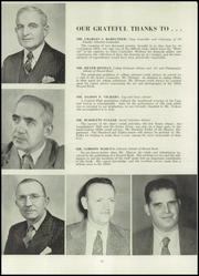 Page 16, 1948 Edition, Central High School - Yearbook (Philadelphia, PA) online yearbook collection