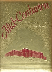 1950 Edition, Central High School - Yearbook (Philadelphia, PA)