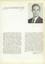 Page 13, 1960 Edition, Central High School - Yearbook (Philadelphia, PA) online yearbook collection