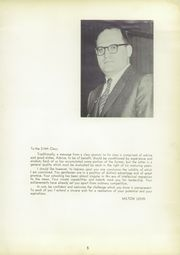 Page 9, 1960 Edition, Central High School - Yearbook (Philadelphia, PA) online yearbook collection