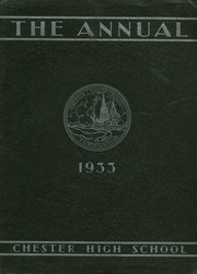 1933 Edition, Chester High School - Annual Yearbook (Chester, PA)