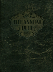 1938 Edition, Chester High School - Annual Yearbook (Chester, PA)