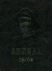 1940 Edition, Chester High School - Annual Yearbook (Chester, PA)