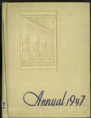 1947 Edition, Chester High School - Annual Yearbook (Chester, PA)