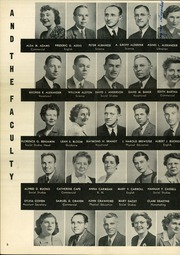 Page 10, 1947 Edition, Chester High School - Annual Yearbook (Chester, PA) online yearbook collection