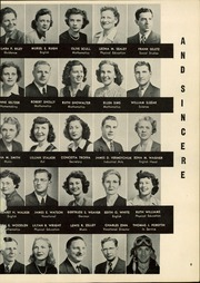 Page 13, 1947 Edition, Chester High School - Annual Yearbook (Chester, PA) online yearbook collection