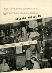 Page 16, 1947 Edition, Chester High School - Annual Yearbook (Chester, PA) online yearbook collection