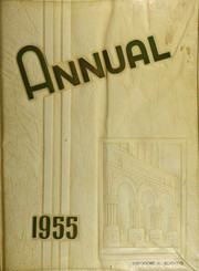 1955 Edition, Chester High School - Annual Yearbook (Chester, PA)