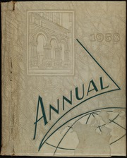 1958 Edition, Chester High School - Annual Yearbook (Chester, PA)