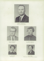 Page 15, 1957 Edition, Cumberland Valley High School - Argus Yearbook (Mechanicsburg, PA) online yearbook collection