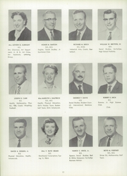 Page 16, 1957 Edition, Cumberland Valley High School - Argus Yearbook (Mechanicsburg, PA) online yearbook collection
