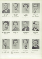 Page 17, 1957 Edition, Cumberland Valley High School - Argus Yearbook (Mechanicsburg, PA) online yearbook collection