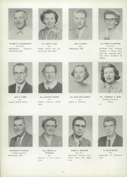 Page 18, 1957 Edition, Cumberland Valley High School - Argus Yearbook (Mechanicsburg, PA) online yearbook collection