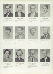 Page 19, 1957 Edition, Cumberland Valley High School - Argus Yearbook (Mechanicsburg, PA) online yearbook collection