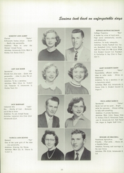 Page 24, 1957 Edition, Cumberland Valley High School - Argus Yearbook (Mechanicsburg, PA) online yearbook collection