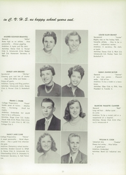 Page 25, 1957 Edition, Cumberland Valley High School - Argus Yearbook (Mechanicsburg, PA) online yearbook collection