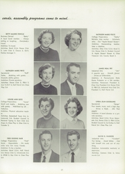 Page 27, 1957 Edition, Cumberland Valley High School - Argus Yearbook (Mechanicsburg, PA) online yearbook collection