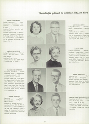 Page 32, 1957 Edition, Cumberland Valley High School - Argus Yearbook (Mechanicsburg, PA) online yearbook collection