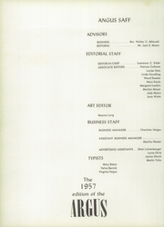 Page 6, 1957 Edition, Cumberland Valley High School - Argus Yearbook (Mechanicsburg, PA) online yearbook collection