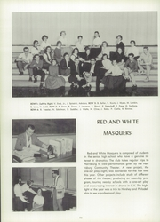 Page 62, 1957 Edition, Cumberland Valley High School - Argus Yearbook (Mechanicsburg, PA) online yearbook collection