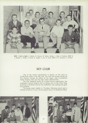 Page 69, 1957 Edition, Cumberland Valley High School - Argus Yearbook (Mechanicsburg, PA) online yearbook collection