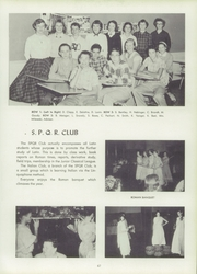 Page 71, 1957 Edition, Cumberland Valley High School - Argus Yearbook (Mechanicsburg, PA) online yearbook collection