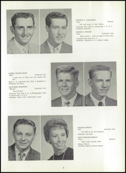 Page 11, 1960 Edition, Cumberland Valley High School - Argus Yearbook (Mechanicsburg, PA) online yearbook collection