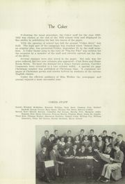 Page 11, 1933 Edition, Connellsville High School - Coker Yearbook (Connellsville, PA) online yearbook collection