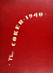 1940 Edition, Connellsville High School - Coker Yearbook (Connellsville, PA)
