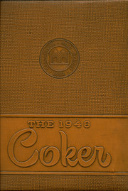 1948 Edition, Connellsville High School - Coker Yearbook (Connellsville, PA)