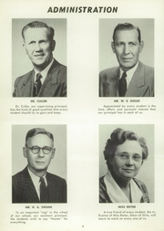 Page 10, 1955 Edition, Connellsville High School - Coker Yearbook (Connellsville, PA) online yearbook collection