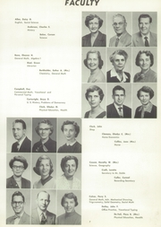 Page 11, 1955 Edition, Connellsville High School - Coker Yearbook (Connellsville, PA) online yearbook collection