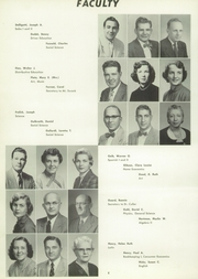 Page 12, 1955 Edition, Connellsville High School - Coker Yearbook (Connellsville, PA) online yearbook collection