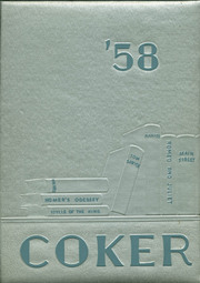 1958 Edition, Connellsville High School - Coker Yearbook (Connellsville, PA)