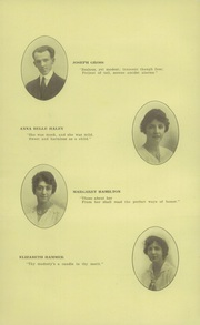Page 14, 1917 Edition, Allegheny High School - Wah Hoo Yearbook (Pittsburgh, PA) online yearbook collection