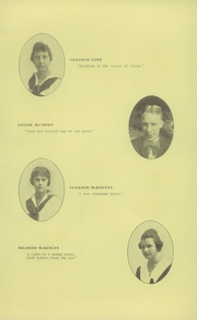 Page 17, 1917 Edition, Allegheny High School - Wah Hoo Yearbook (Pittsburgh, PA) online yearbook collection