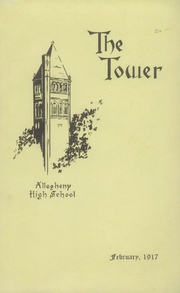 Page 3, 1917 Edition, Allegheny High School - Wah Hoo Yearbook (Pittsburgh, PA) online yearbook collection