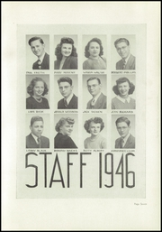 Page 11, 1946 Edition, Allegheny High School - Wah Hoo Yearbook (Pittsburgh, PA) online yearbook collection