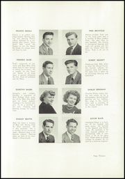 Page 17, 1946 Edition, Allegheny High School - Wah Hoo Yearbook (Pittsburgh, PA) online yearbook collection