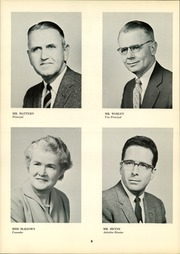 Page 10, 1959 Edition, Allegheny High School - Wah Hoo Yearbook (Pittsburgh, PA) online yearbook collection