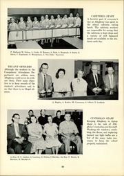 Page 14, 1959 Edition, Allegheny High School - Wah Hoo Yearbook (Pittsburgh, PA) online yearbook collection